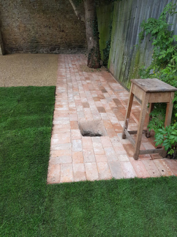 Garden Paving and Paths