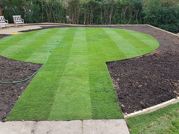 turfing and lawns oxfordshire