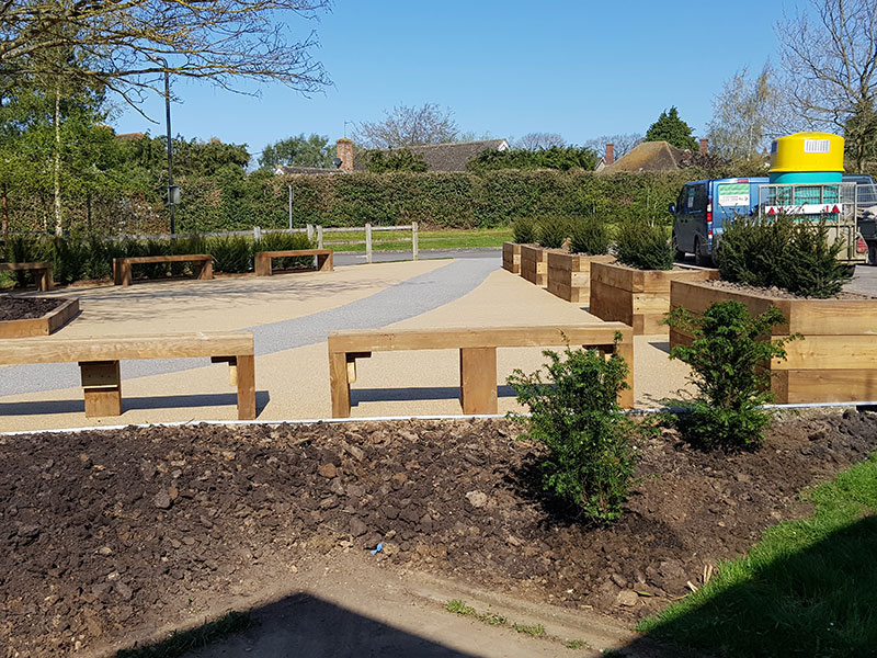 Woodgreen school witney special garden projects