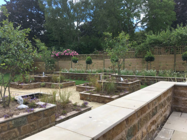 Special Garden Projects